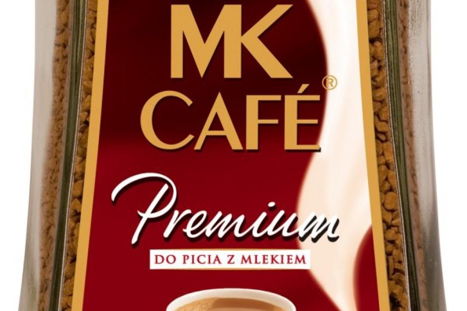 MK Cafe: Pierwsza na rynku kawa do picia z mlekiem