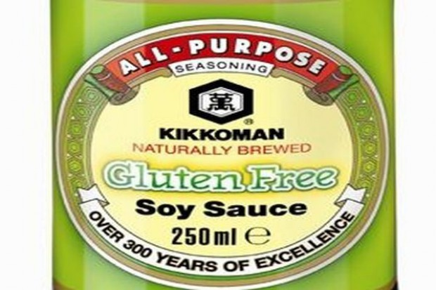 Bezglutenowy sos sojowy - nowość od firmy Kikkoman