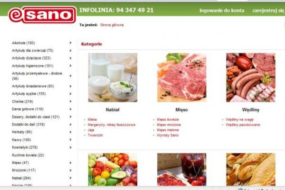 Firma Sano uruchomiła sklep internetowy