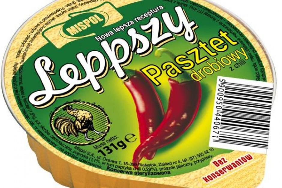 Leppszy - nowość na polskim rynku pasztetów