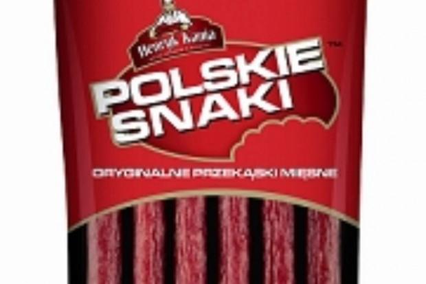 Henryk Kania Polskie Snaki - mięsne przekąski już na rynku