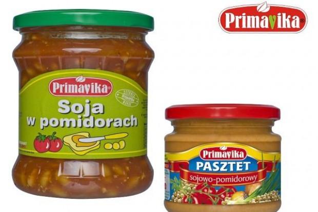 Produkty sojowe od firmy Primavika