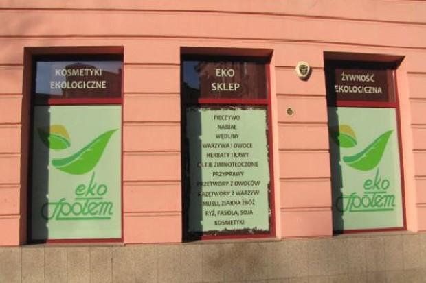 Społem Poznańska Spółdzielnia Spożywców otwiera pierwszy ekologiczny sklep