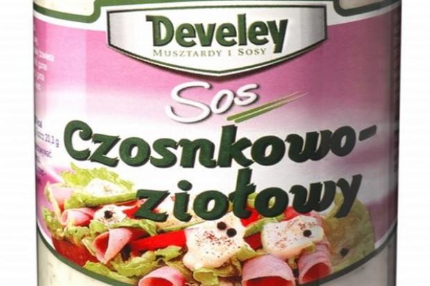 Sos Czosnkowo-Ziołowy Develey