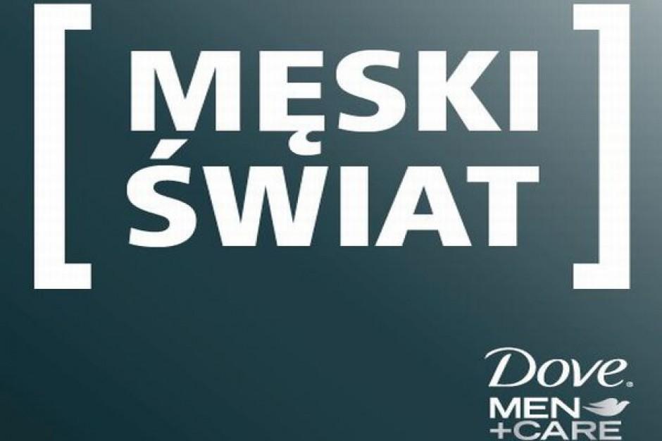 Frankowski, Lizut i Santorski felietonistami fan page'a Dove Men+Care
