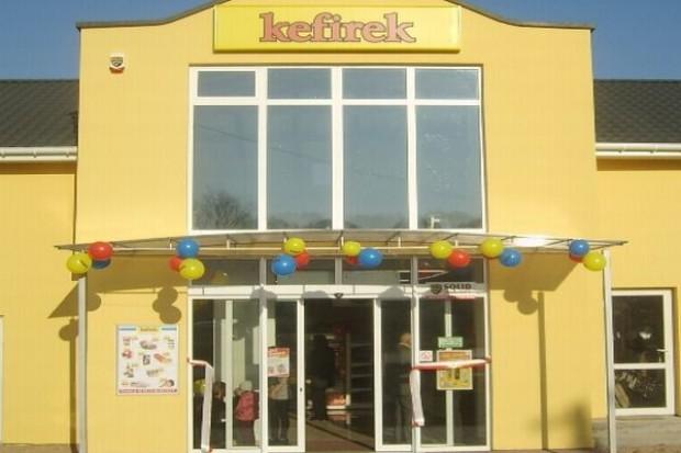 Sieć Kefirek chce otwierać trzy sklepy miesięcznie