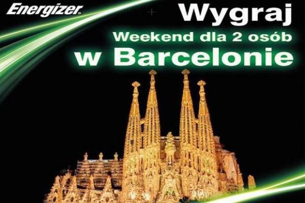Wycieczka do Barcelony nagrodą w konkursie Energizer