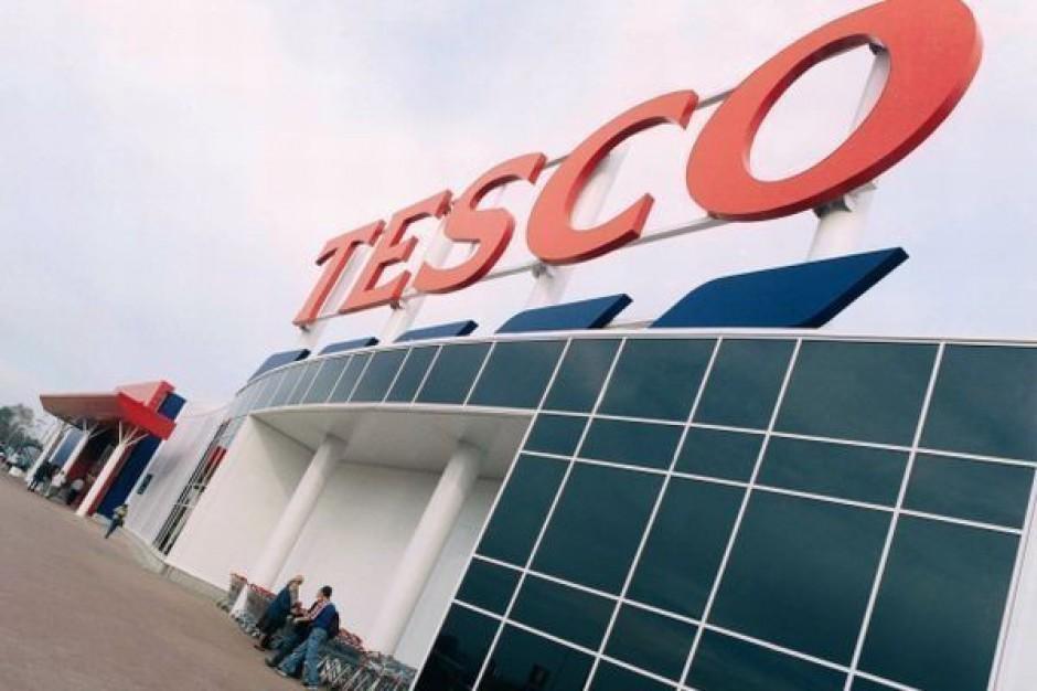 Wzrost sprzedaży Tesco w Polsce
