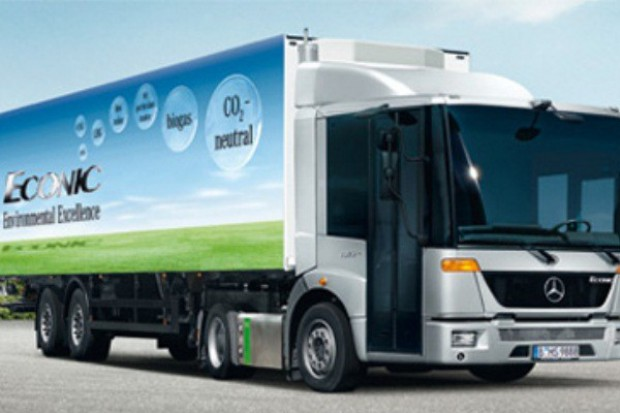 Biedronka kupuje ekologiczne ciężarówki