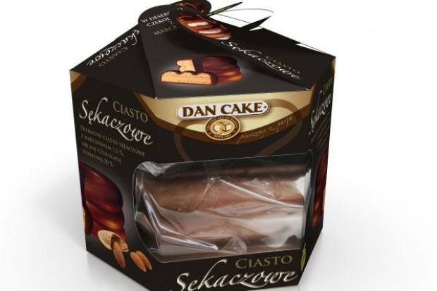 Świąteczny sękacz Dan Cake