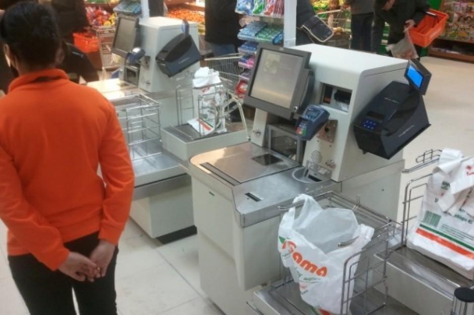 Społem Kielce instaluje kasy samoobsługowe