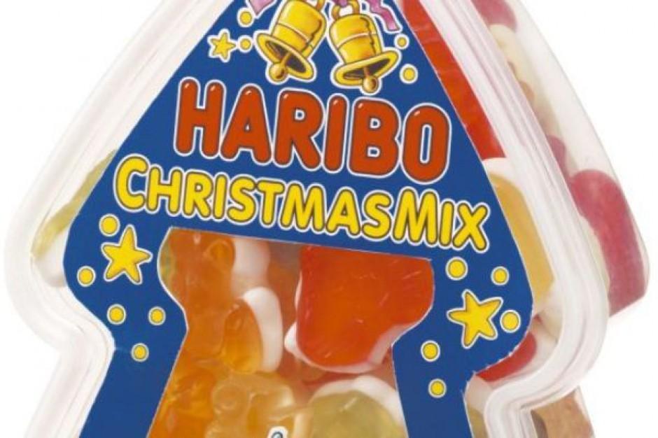 Świąteczne słodkości od Haribo