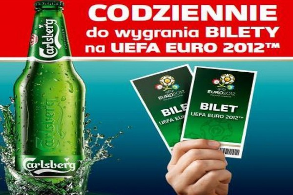 Trwa loteria Carlsberga, można wygrać bilety na Euro 20102