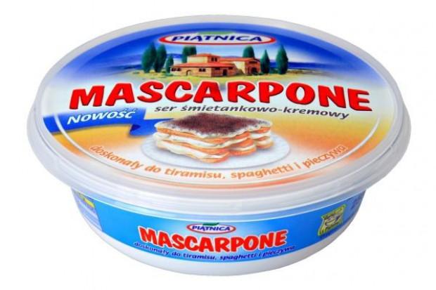 Serek Mascarpone od Piątnicy