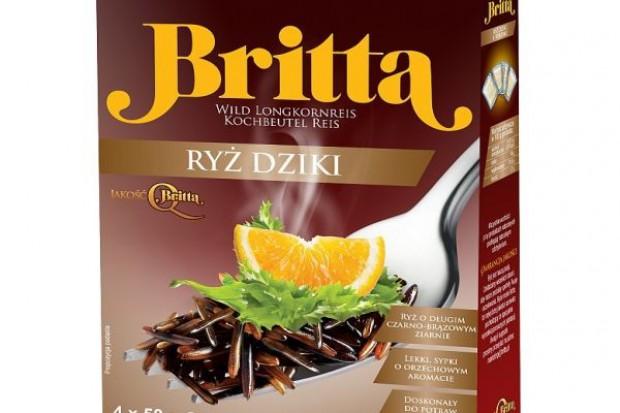 Ryż Dziki Britta - elegancka odmiana w kuchni