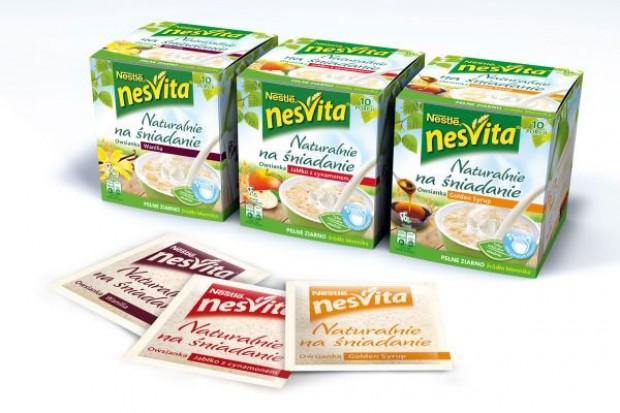 Polki testują owsiankę Nestlé - Nesvita Naturalnie na śniadanie