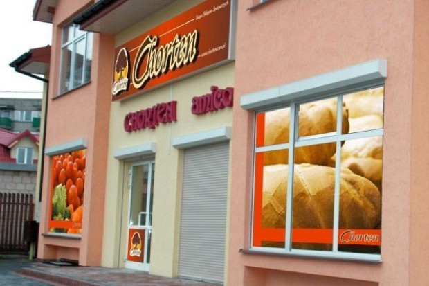 100 sklepów w sieci Chorten