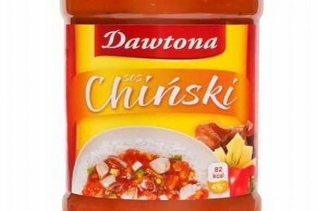 Gotowe sosy marki Dawtona
