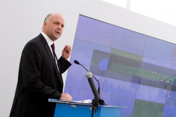 Wojciech Heydel zrezygnował z funkcji prezesa Ruchu