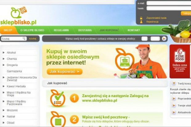 Makro inwestuje w internetową platformę handlową