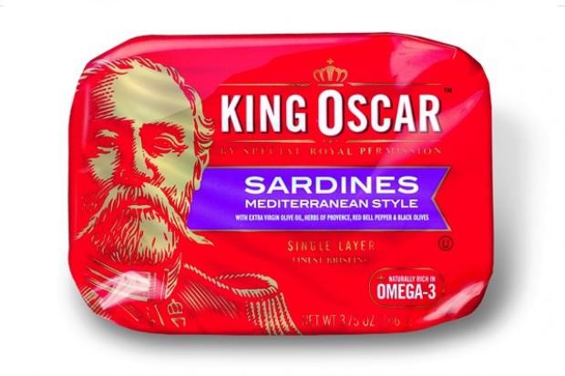 Sardynki z brislinga firmy King Oscar