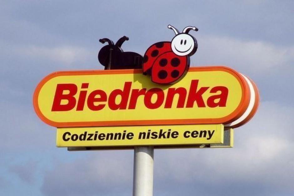 Obniżono prognozy dla wyników finansowych Jeronimo Martins w Polsce