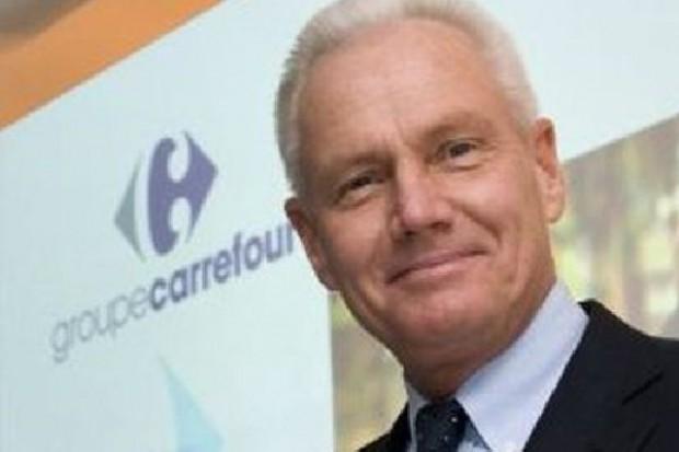 20-proc. spadek zysków Carrefoura, spadek sprzedaży w Polsce