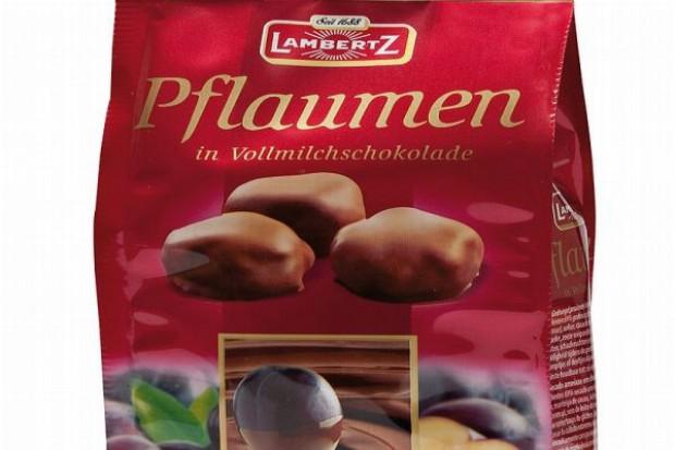 Lambertz wprowadza śliwki w czekoladzie