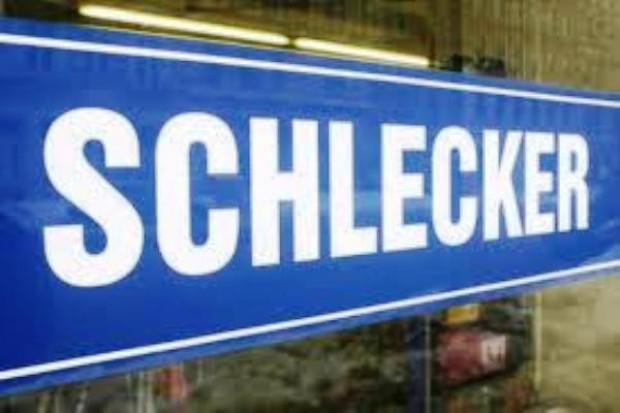 Sieć drogerii Schlecker złożyła wniosek o upadłość