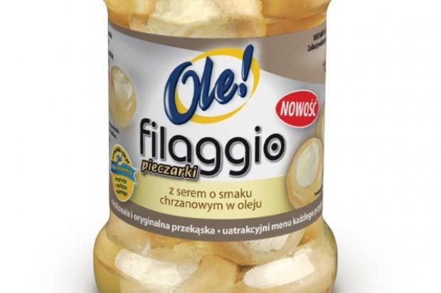 Filaggio - nadziana przekąska