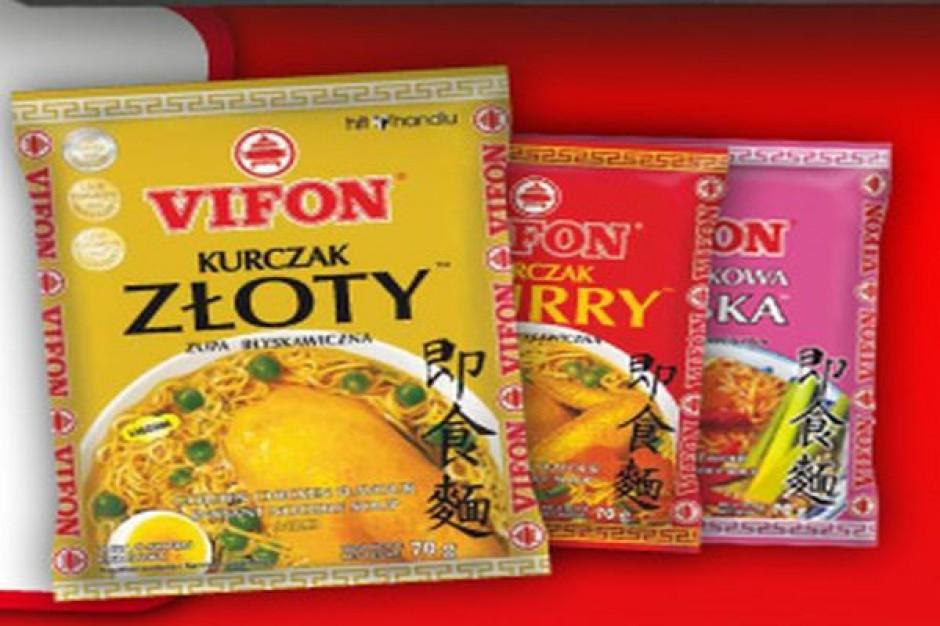Ruszyła kampania zup błyskawicznych Vifon skierowana do młodych osób