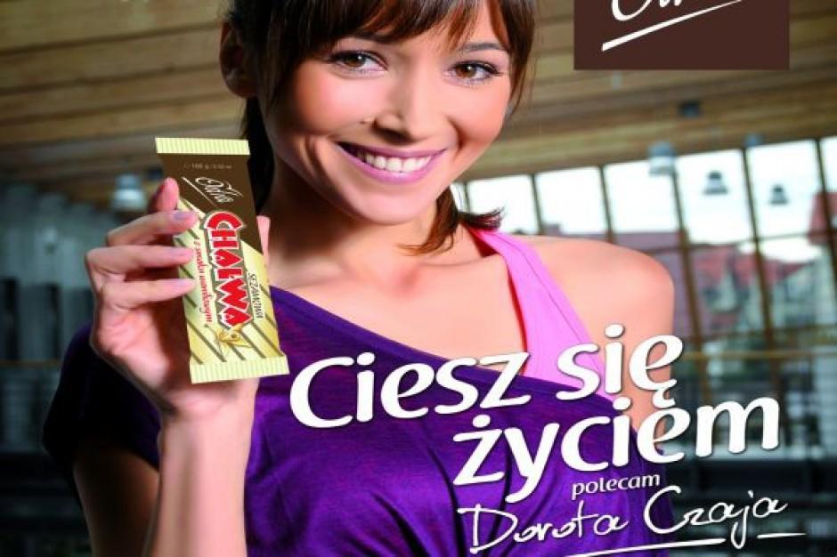 Kampania reklamowa chałwy Odra
