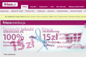Fundusz venture capital inwestorem Frisco.pl