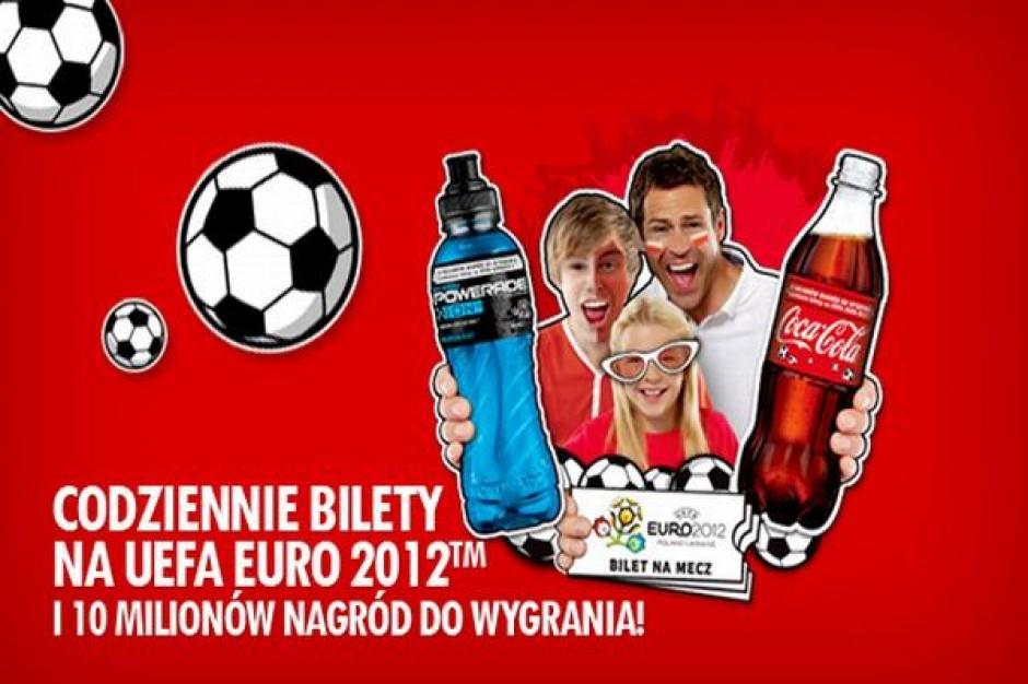 Startuje piłkarska loteria marek Coca-Cola i Powerade