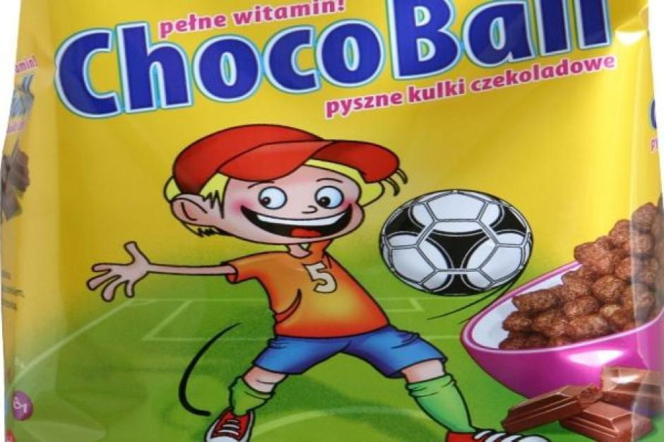 Płatki Choco Ball firmy Granex