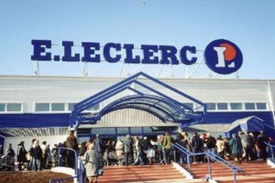 2,6 mld zł obrotów E.Leclerc w 2011 roku