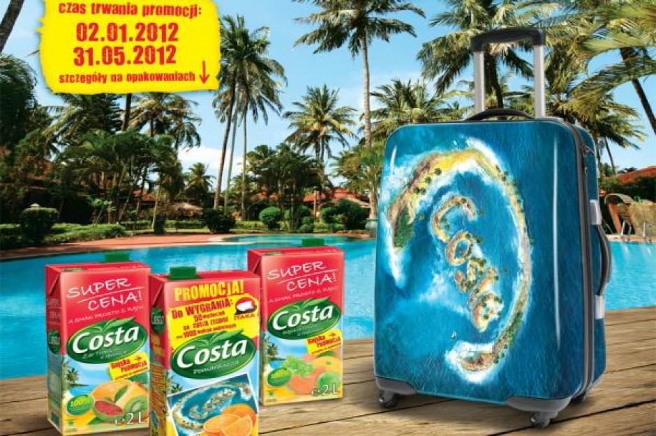 Costa wysyła klientów na Wyspy Kanaryjskie
