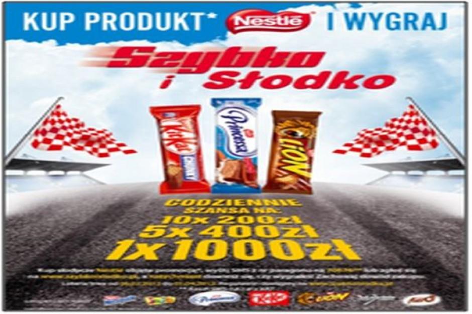 Loteria Nestle 'Szybko i słodko'