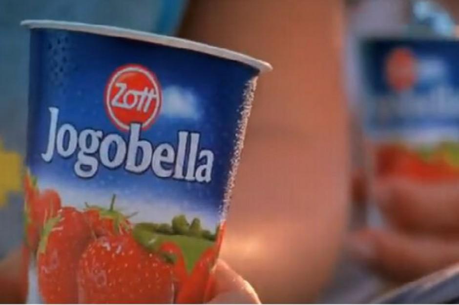 Kampania reklamowa Jogobelli w nowym opakowaniu