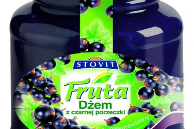 Nowy wizerunek dżemów Fruta wsparty loterią