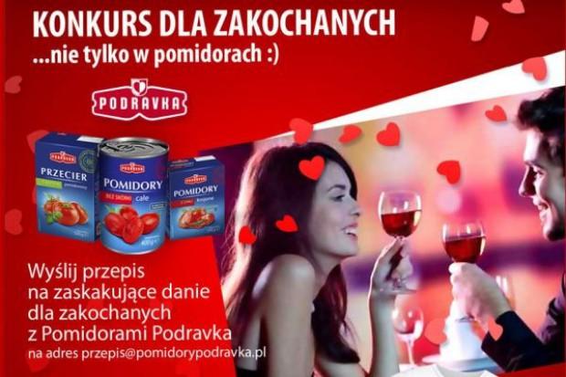 Walentynkowy konkurs Podravki