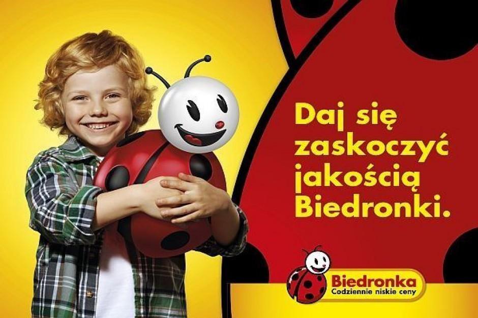 Biedronka wydała w tydzień na reklamę 6,5 mln zł