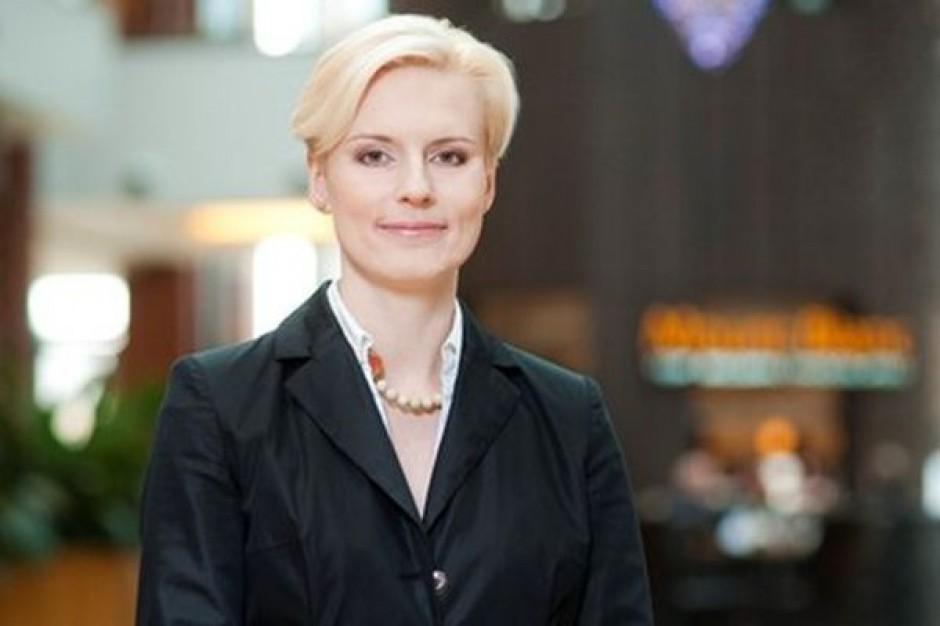 Marta  Wybrańska odpowiada za najem centrów Trigranit w Europie