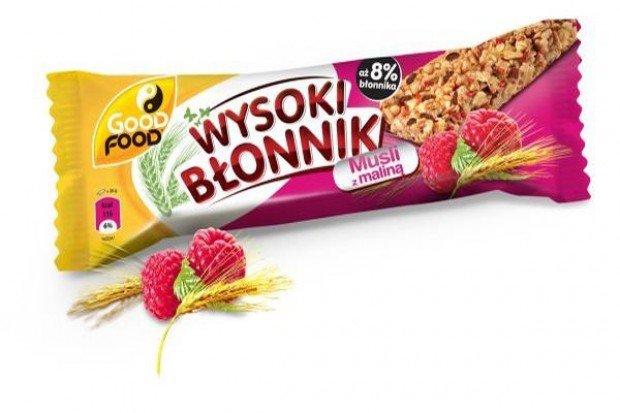 Batony Wysoki Błonnik od Good Food
