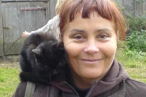 Agnieszka Olędzka, właścicielka sieci sklepów z żywnością ekologiczną Żółty Cesarz