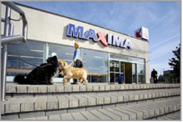 Maxima Grupe chce przejmować małe sieci handlowe