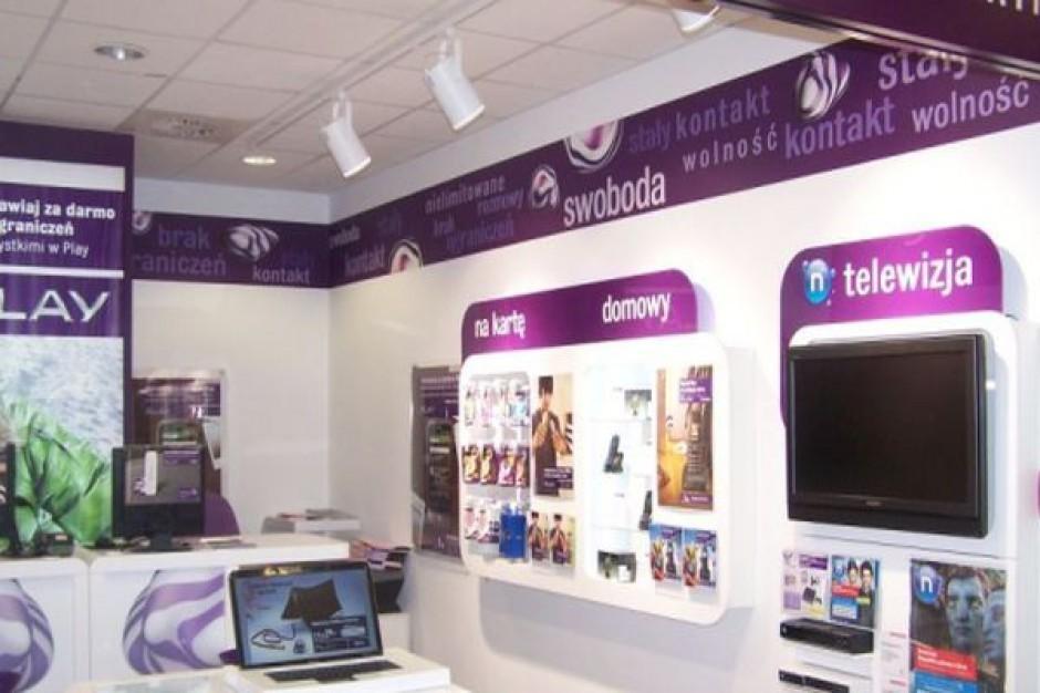 Spółka zależna Eurotela kupiła sieć salonów Play za 1,8 mln zł