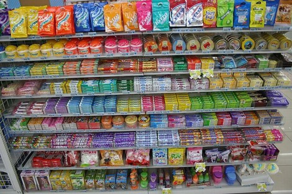W 2011 r. rynek słodyczy był wart prawie 6 mld zł