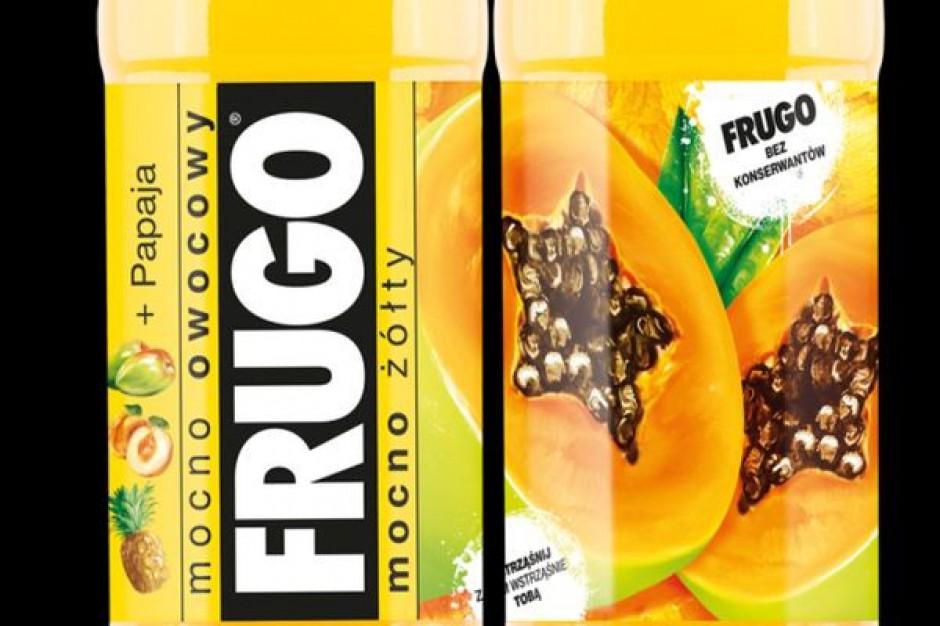 Żółte FRUGO w POLOmarkecie