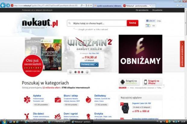 Grupa Nokaut chce zarabiać na skłonności Polaków do oszczędzania